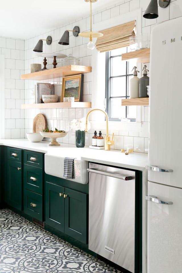 màu sắc cho gian bếp 7