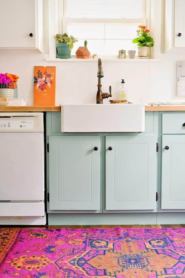 màu sắc cho gian bếp 6