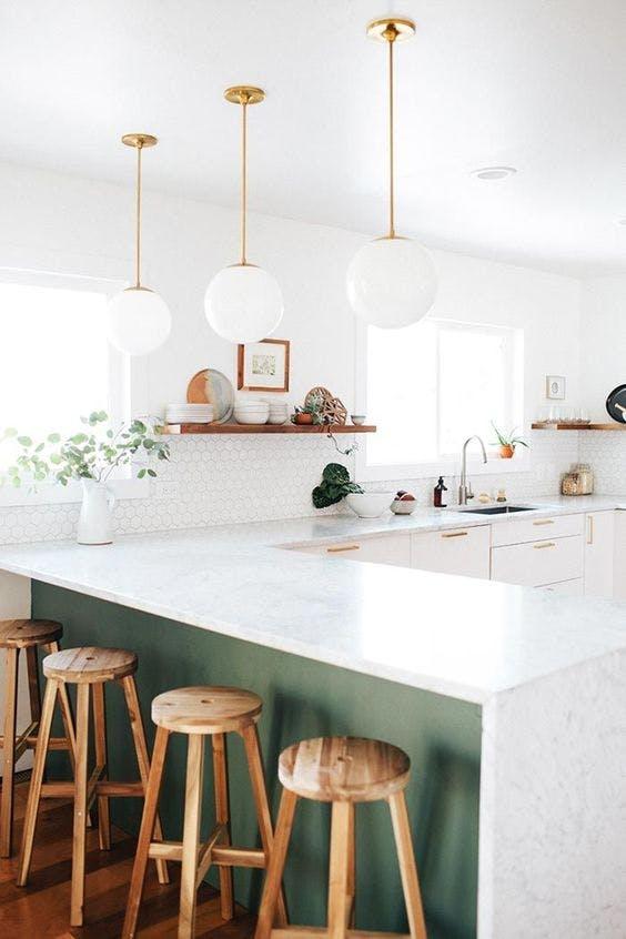 màu sắc cho gian bếp 1