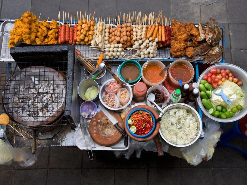 ẩm thực đường phố 13