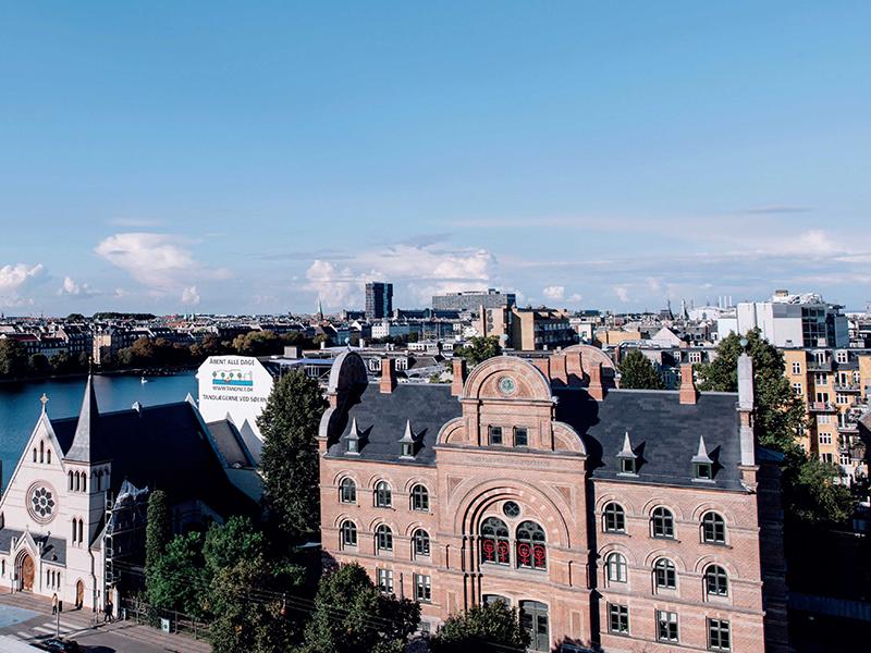 Chuyên mục du lịch xanh: Thành phố Copenhagen