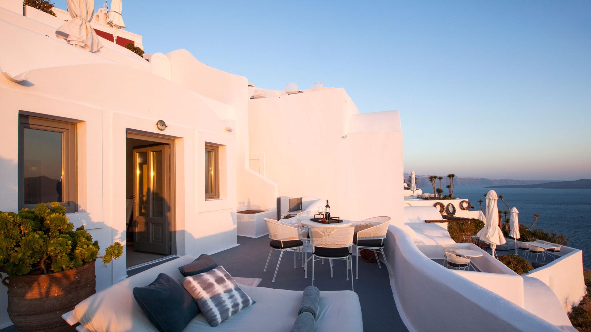 kiến trúc Santorini 8