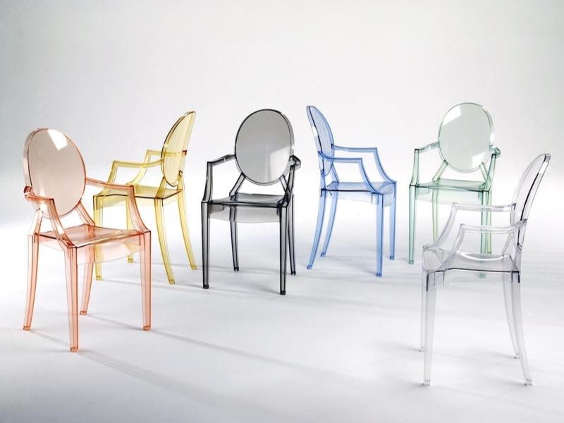 5 sự thật thú vị về ghế Louis Ghost-thiết kế huyền thoại của Philippe Starck