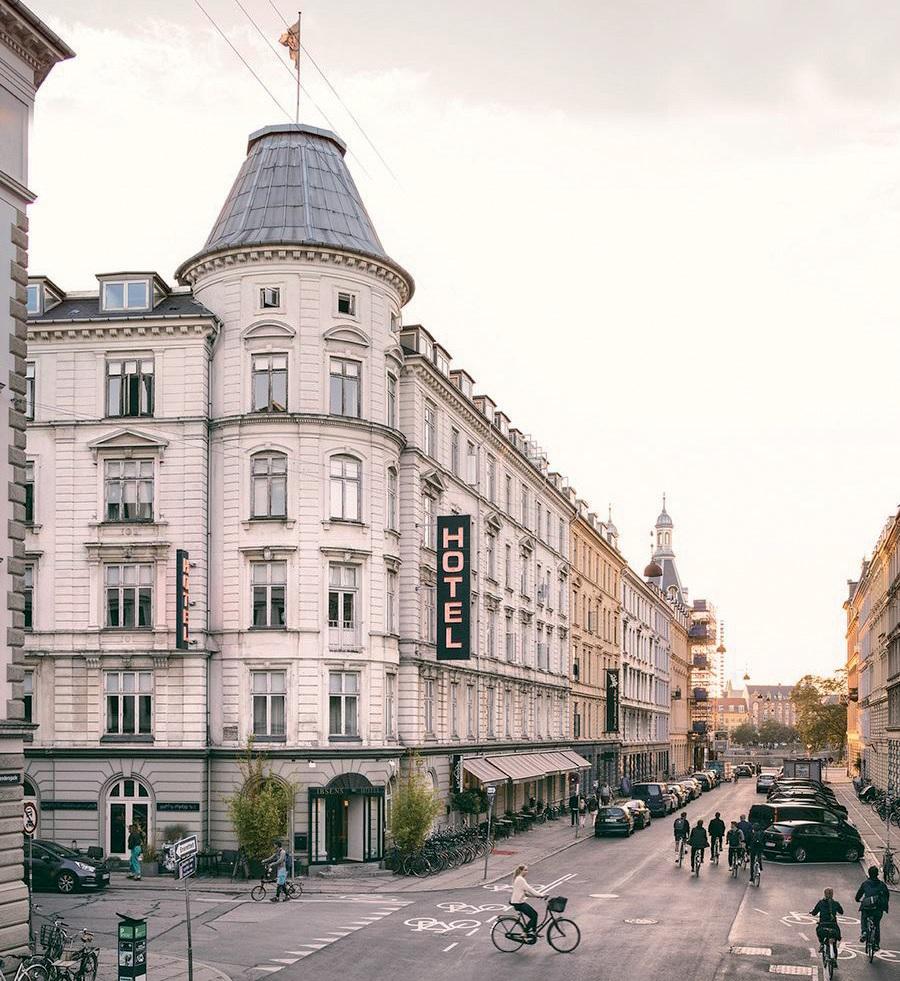 thành phố Copenhagen 1