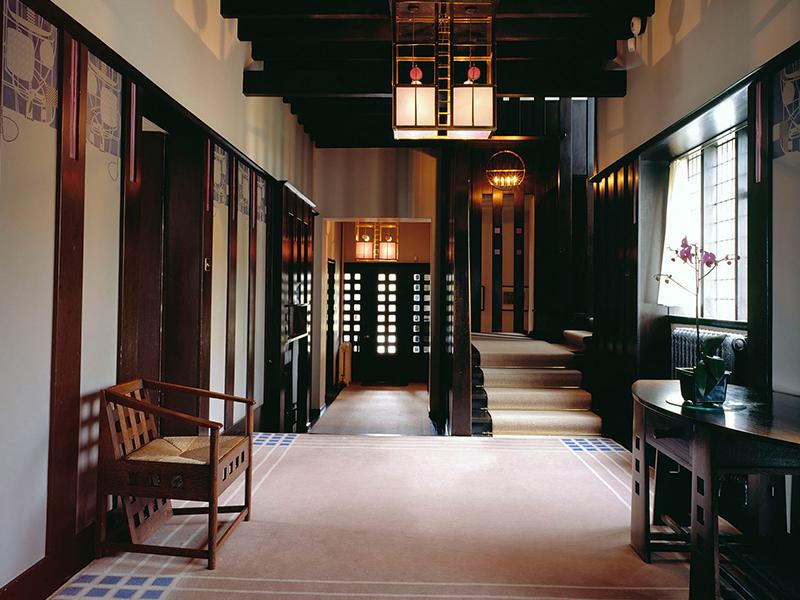 Di sản nhà truyền thống - tưởng nhớ Charles Rennie Mackintosh