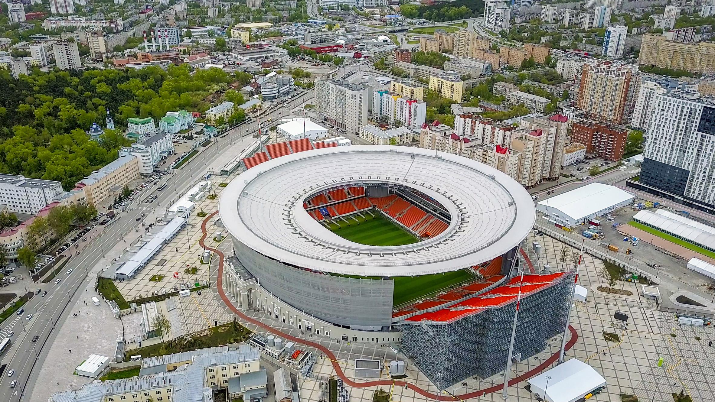 Sân vận động World Cup 2018- 4