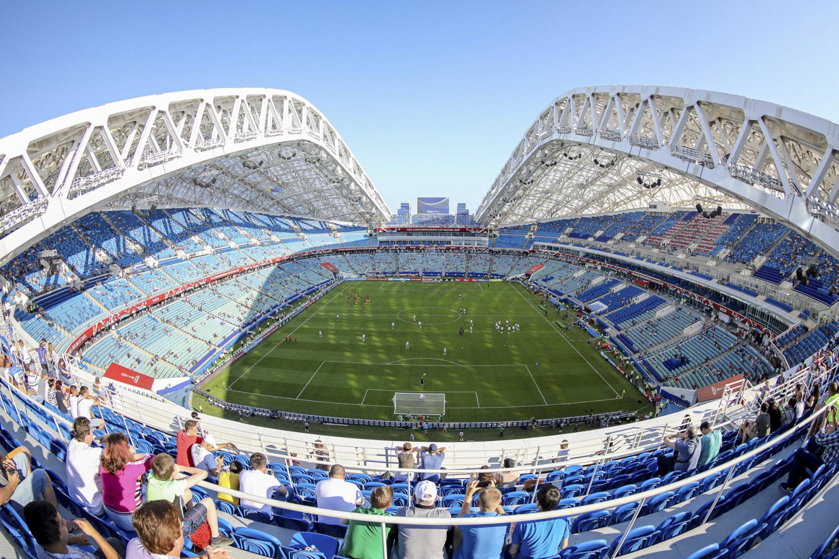 Sân vận động World Cup 2018- 3