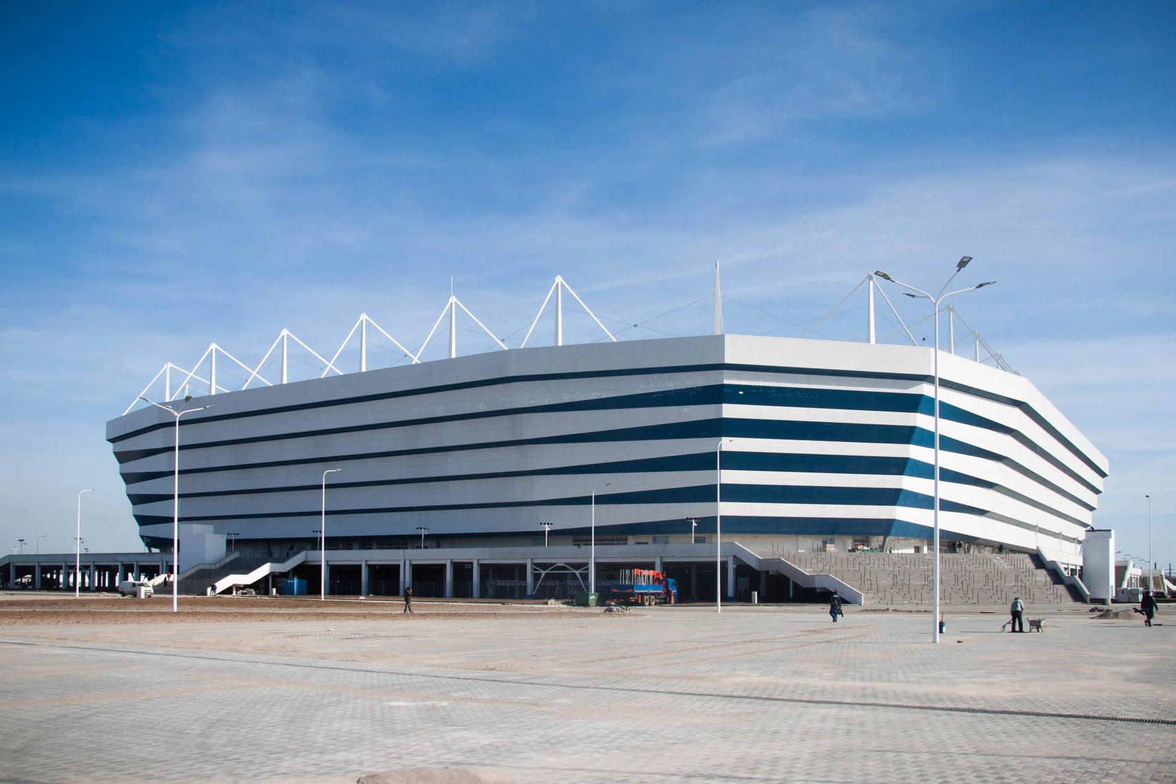 Sân vận động World Cup 2018- 10