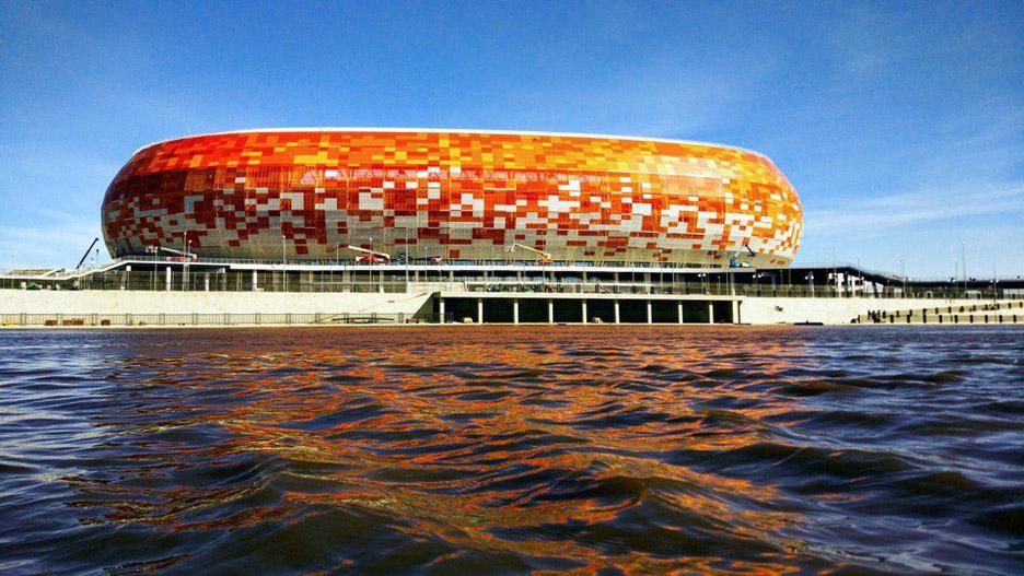Sân vận động World Cup 2018-7