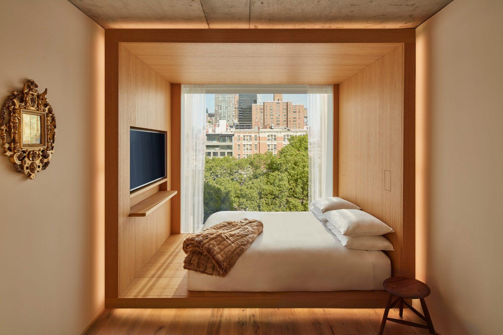 khách sạn Public New York 5