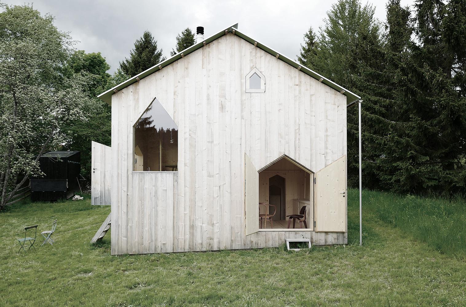 ngôi nhà không cửa 1
