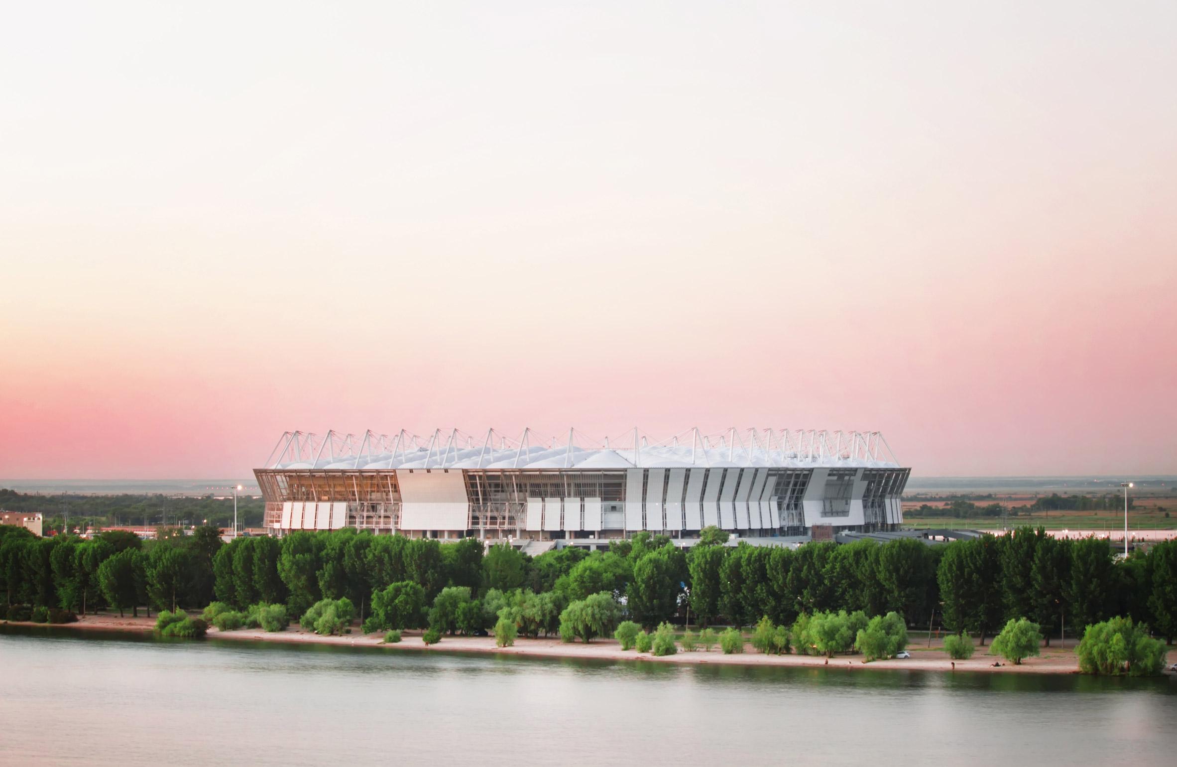 Sân vận động World Cup 2018-12
