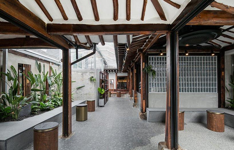 quán cafe đương đại 6