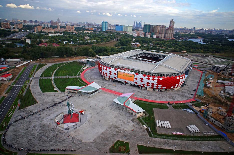 Sân vận động World Cup 2018- 5