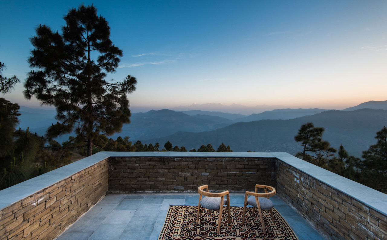 khách sạn Ấn Độ 2