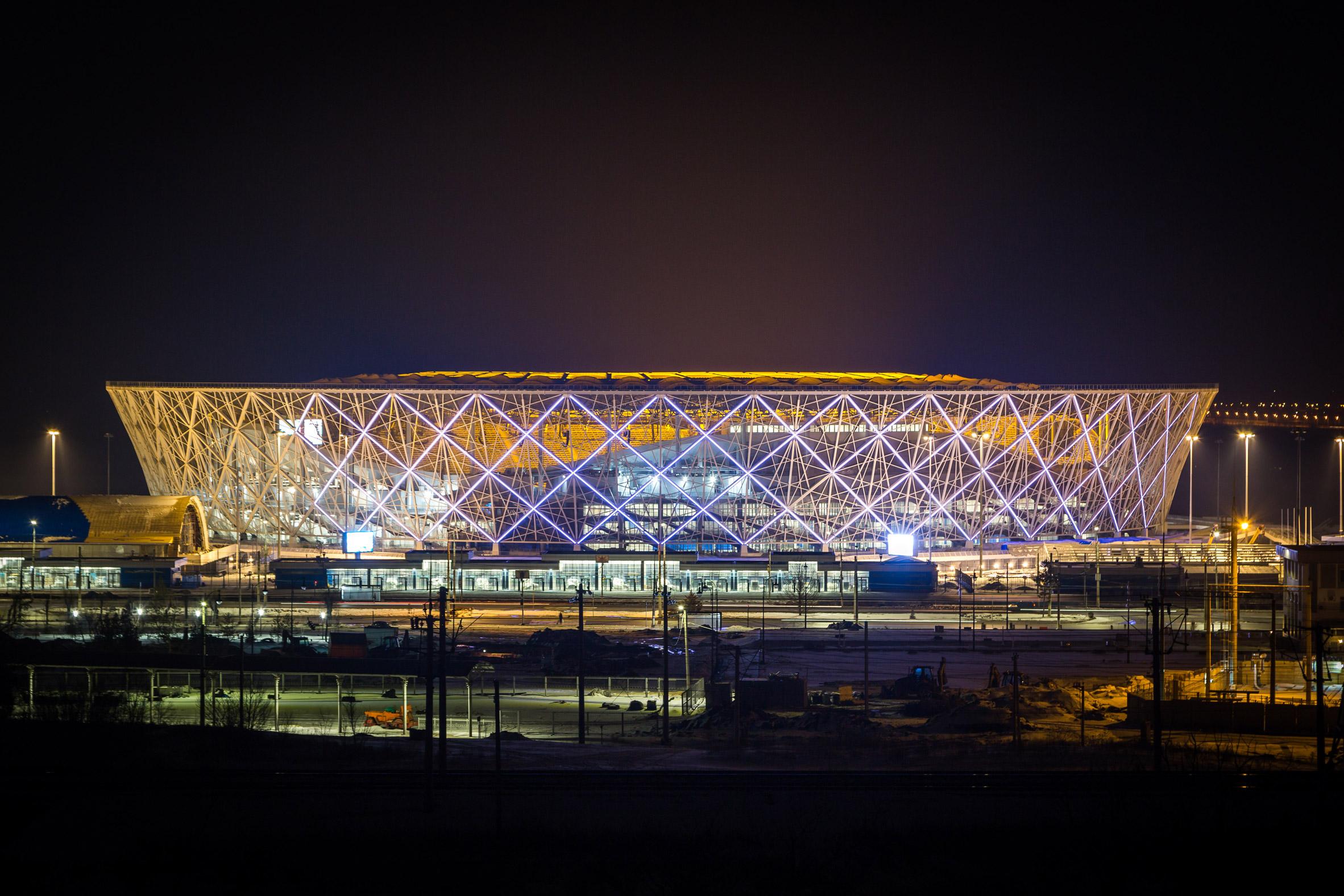 Sân vận động World Cup 2018-11