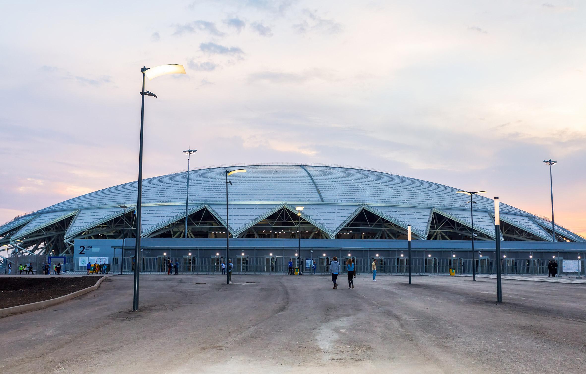 Sân vận động World Cup 2018- 9