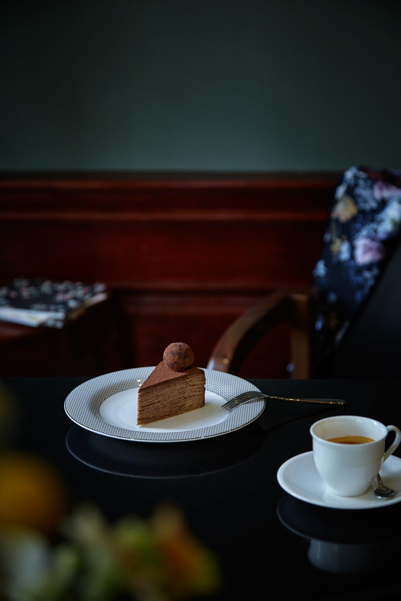 tiệm bánh ngọt Palais des Douceurs
