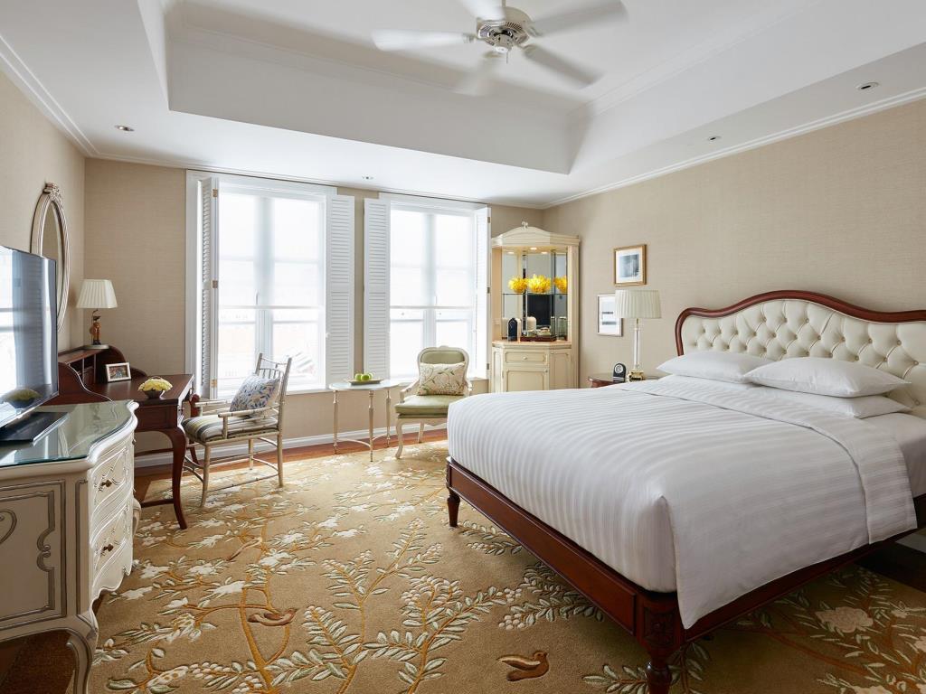 địa điểm nghỉ dưỡng Park Hyatt Saigon.