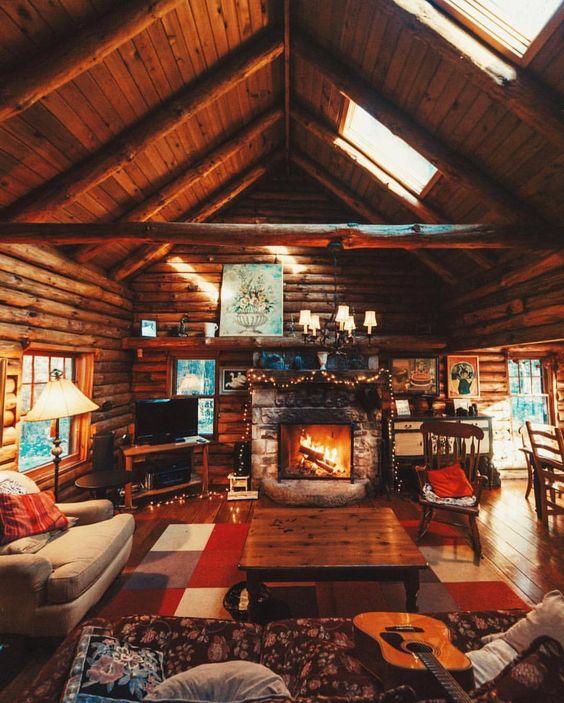 nhà gỗ Chalet 3