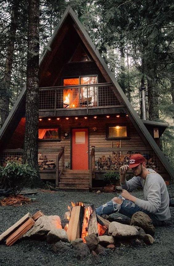 nhà gỗ Chalet 5