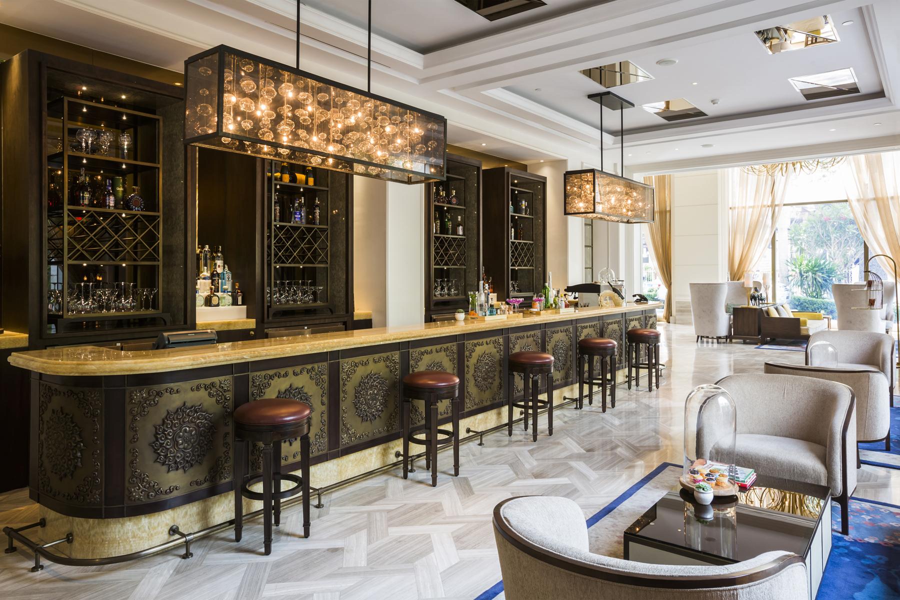 địa điểm nghỉ dưỡng Hotel des Arts Saigon.