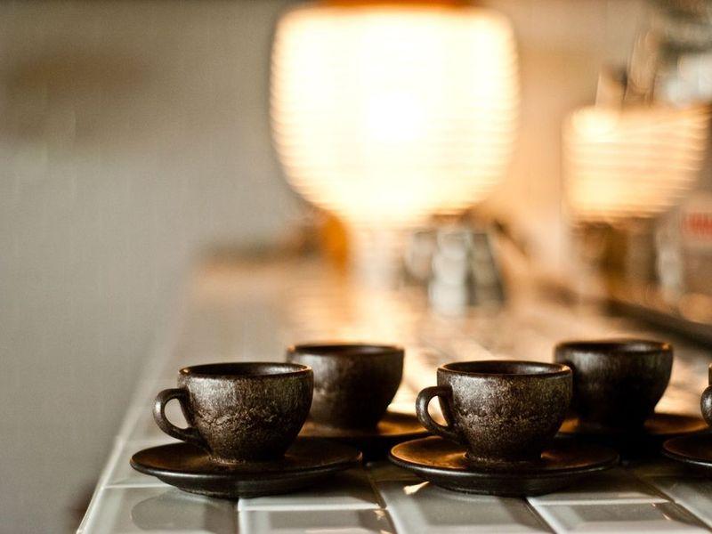 Ly uống cafe làm từ bã cà phê tái chế của Kaffeeform|