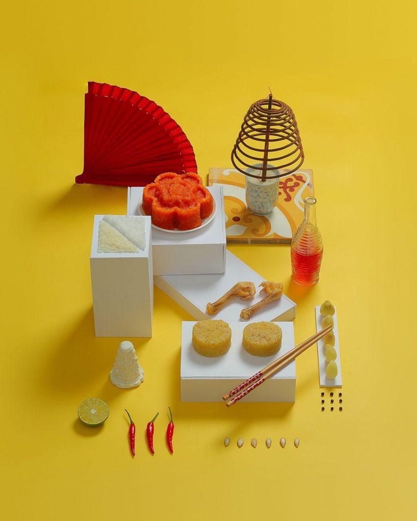 food stylist Meo Thùy Dương 2