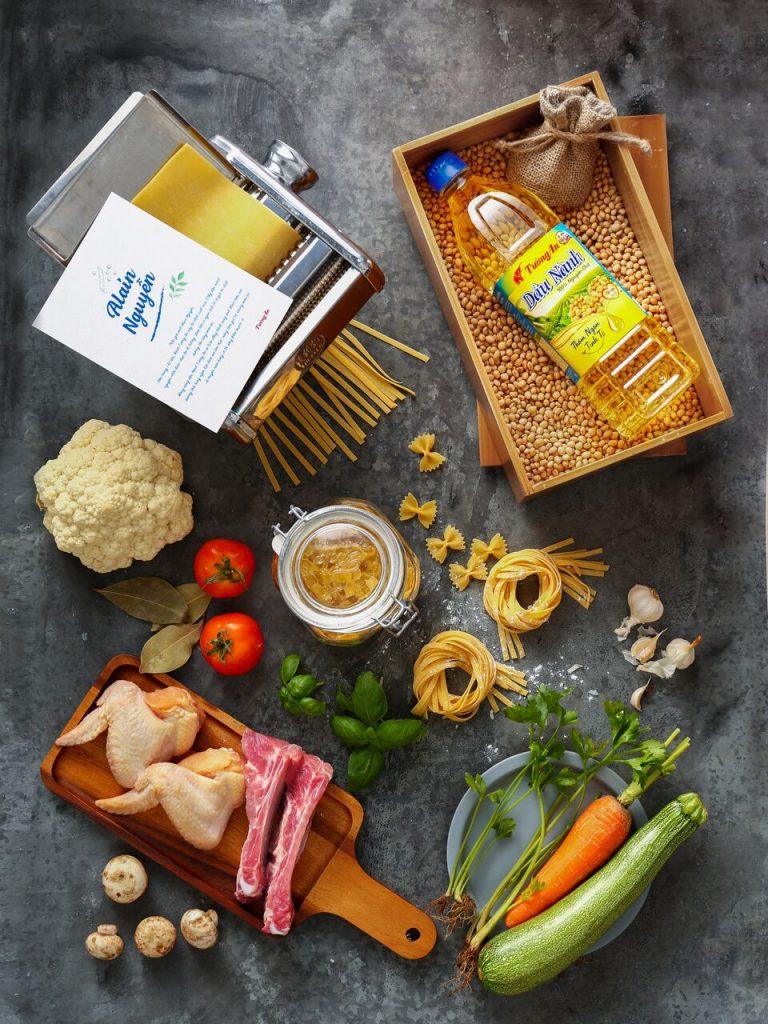 food stylist Meo Thùy Dương 4