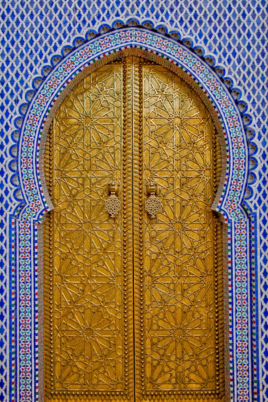 gạch mosaic Morocco elledecoration vn