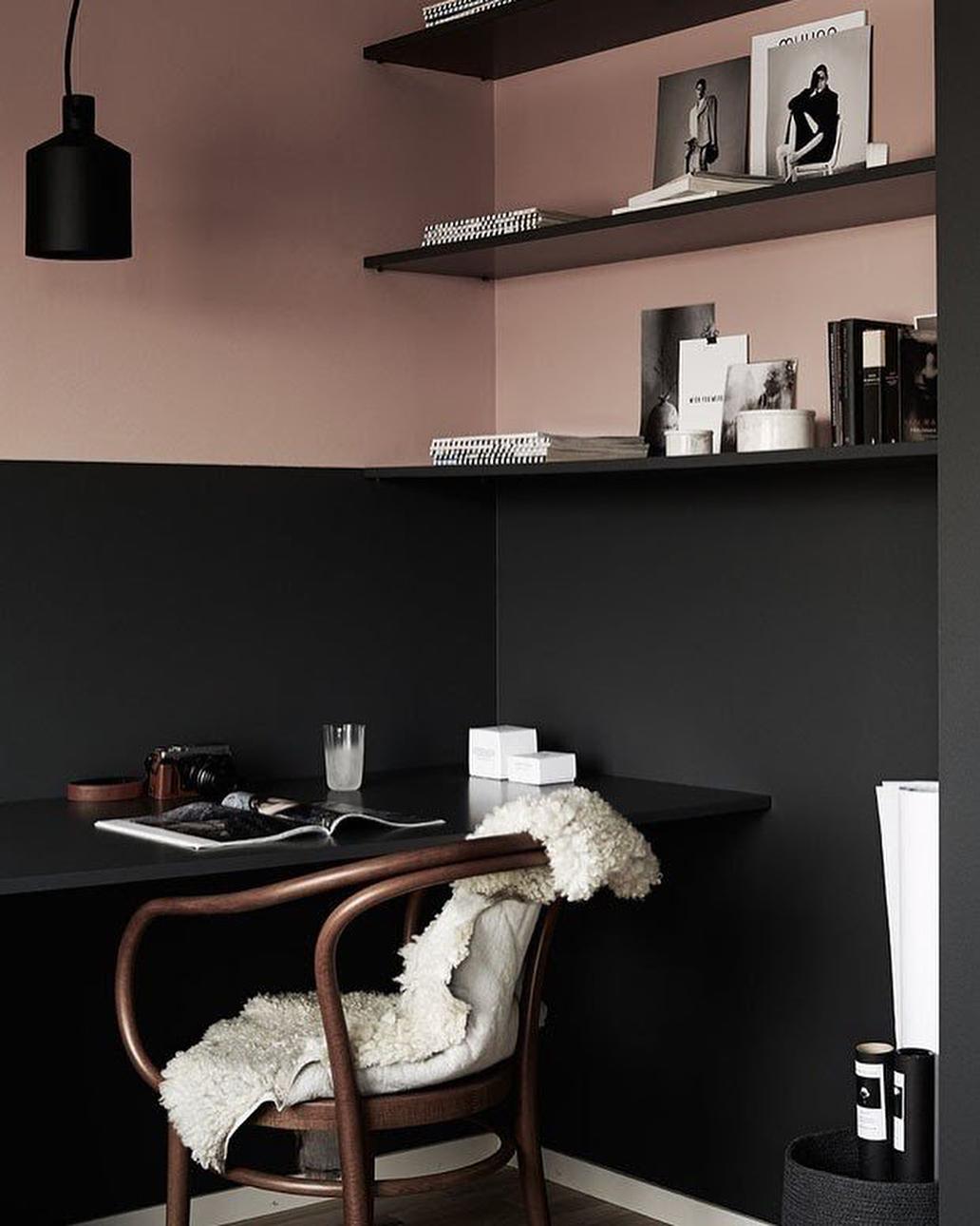 phong cách Monochrome elledecoration vn 1