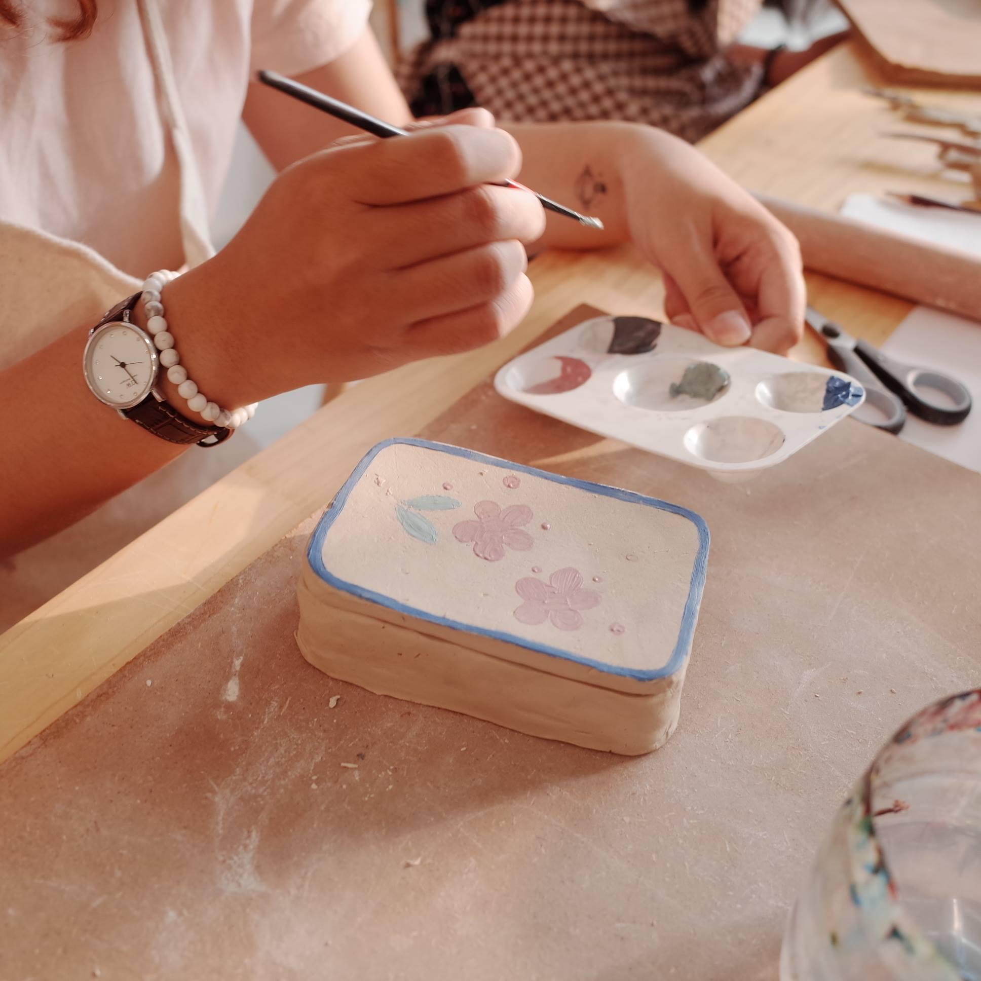 Lớp học làm gốm Sài Gòn-Haru Craft elledecoration vn 7
