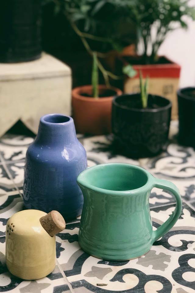 Lớp học làm gốm Sài Gòn-Meow pottery elledecoration vn 17