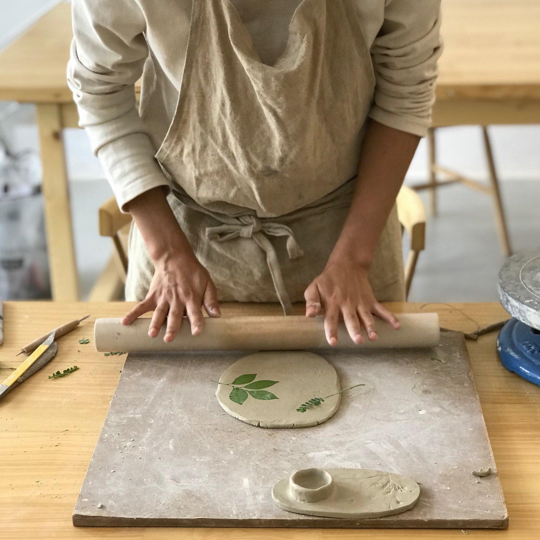 Lớp học làm gốm Sài Gòn-Haru Craft elledecoration vn 9