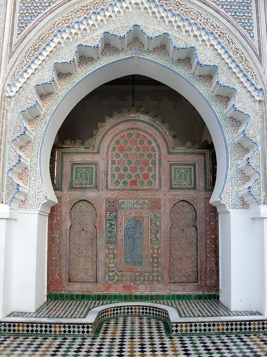 gạch mosaic Morocco elledecoration vn 8