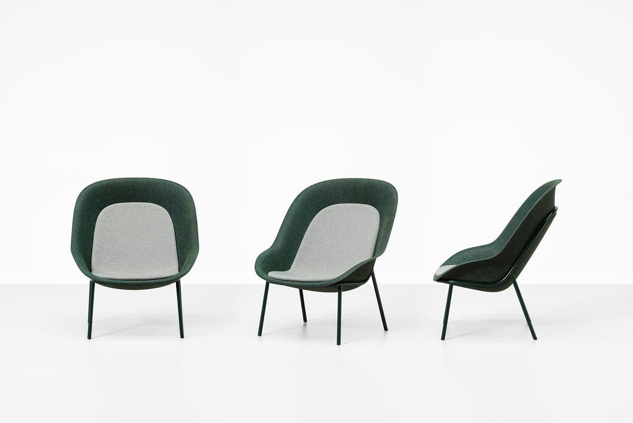 ghế văn phòng devorm 12
