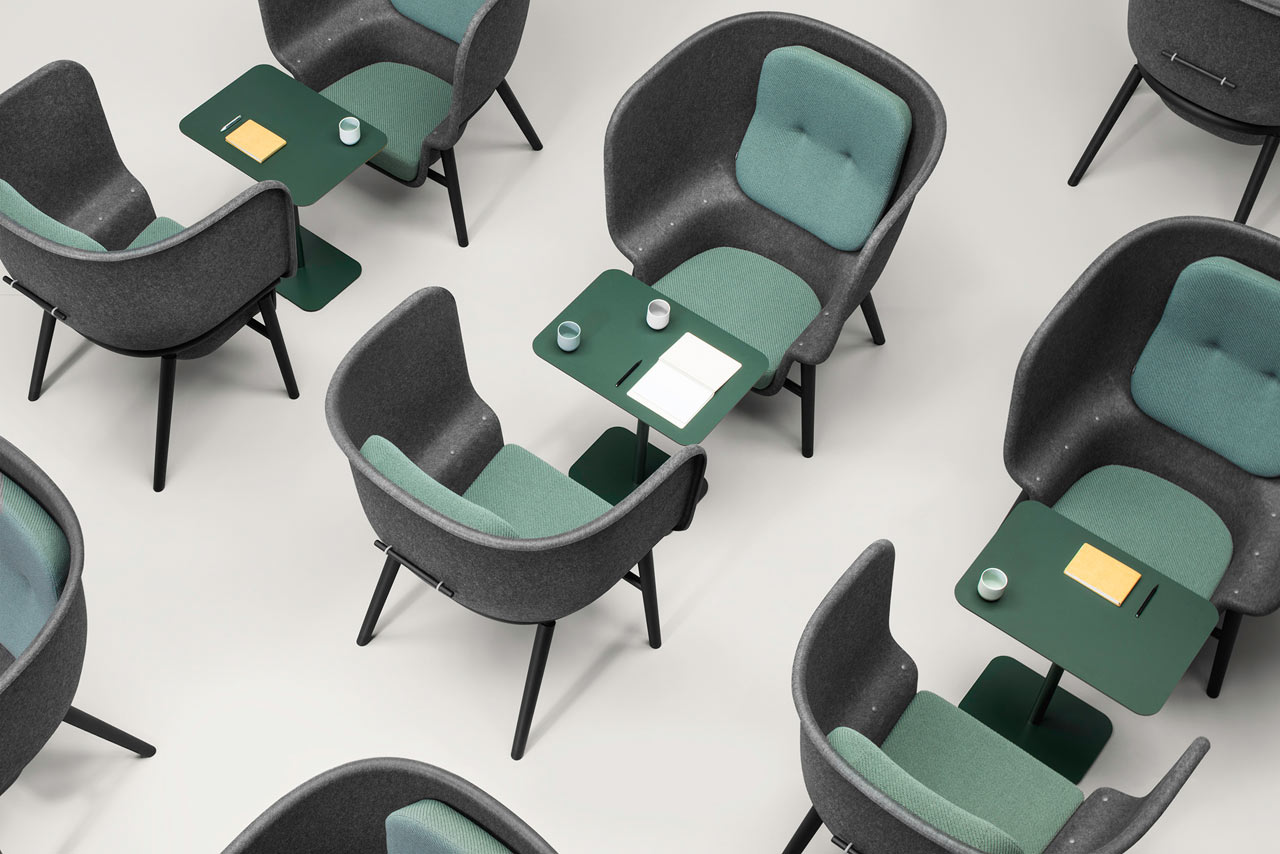 ghế văn phòng devorm 4