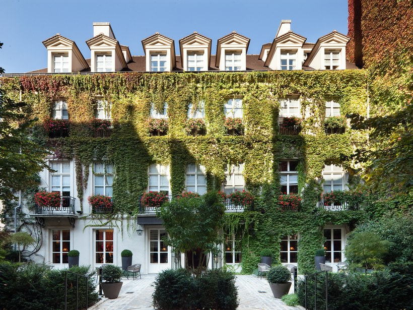 khách sạn Paris 7