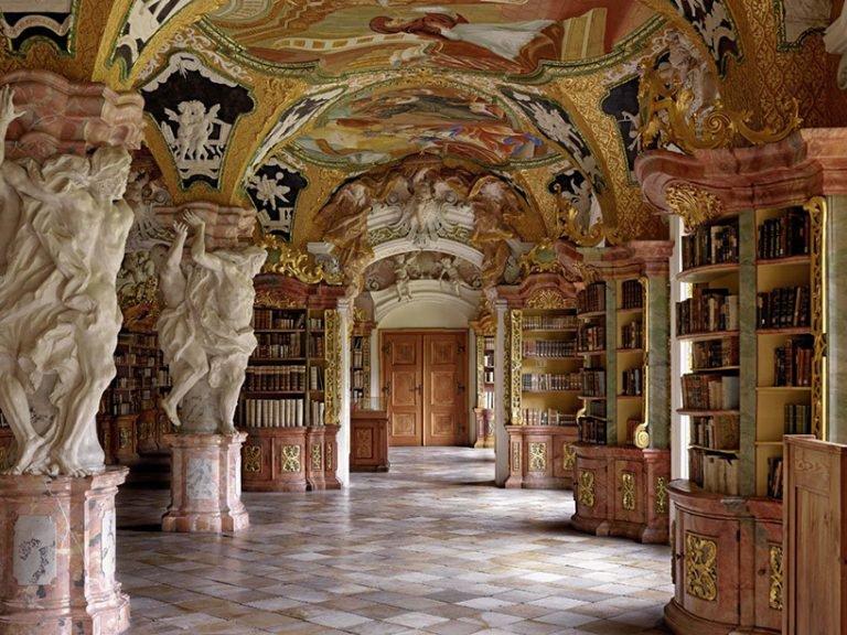 công trình thư viện 8