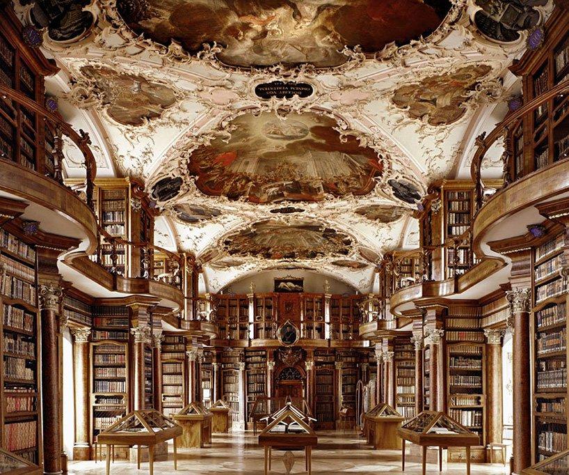 công trình thư viện 3