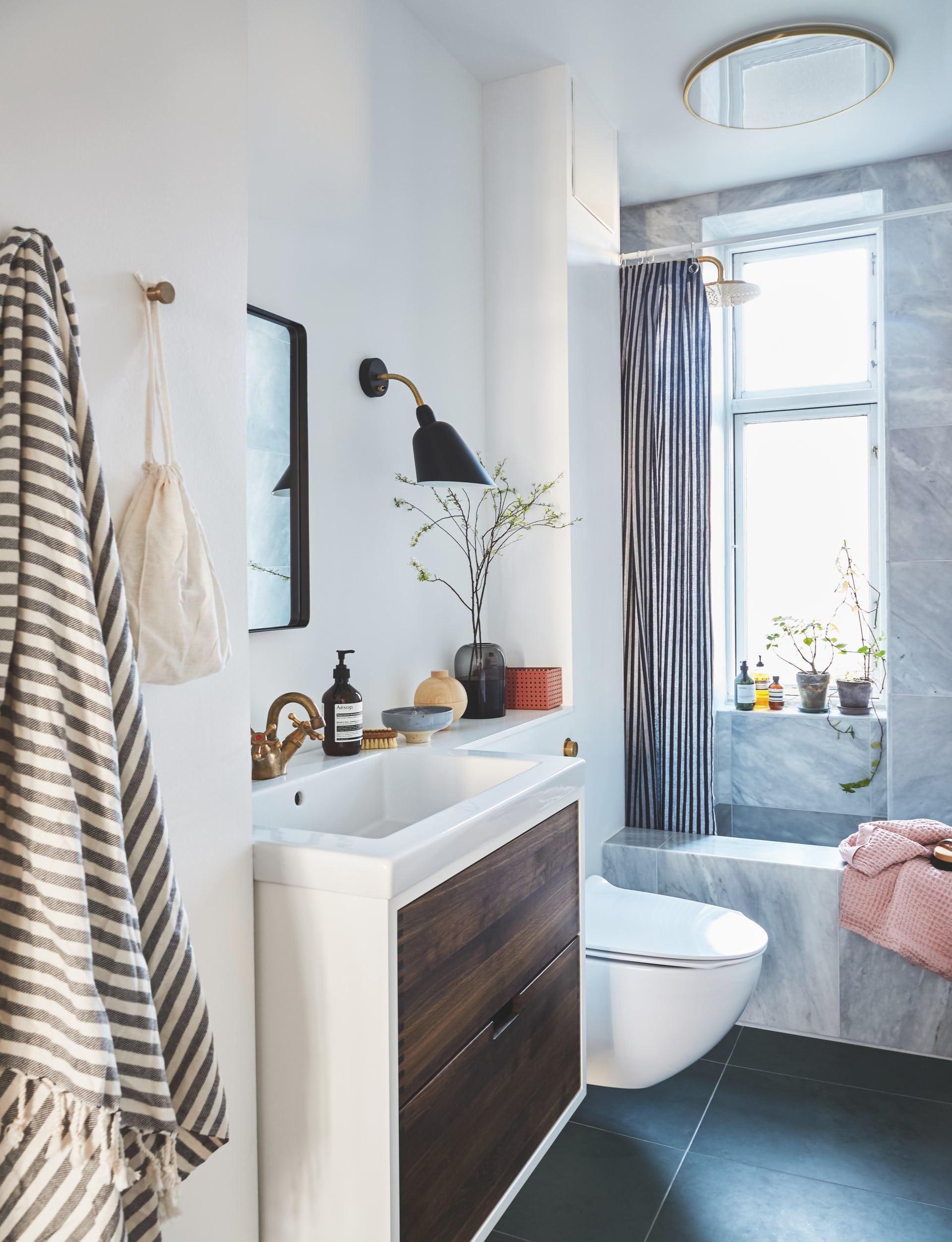 cải tạo nhà tắm thành spa tại gia elledecoration vn 8