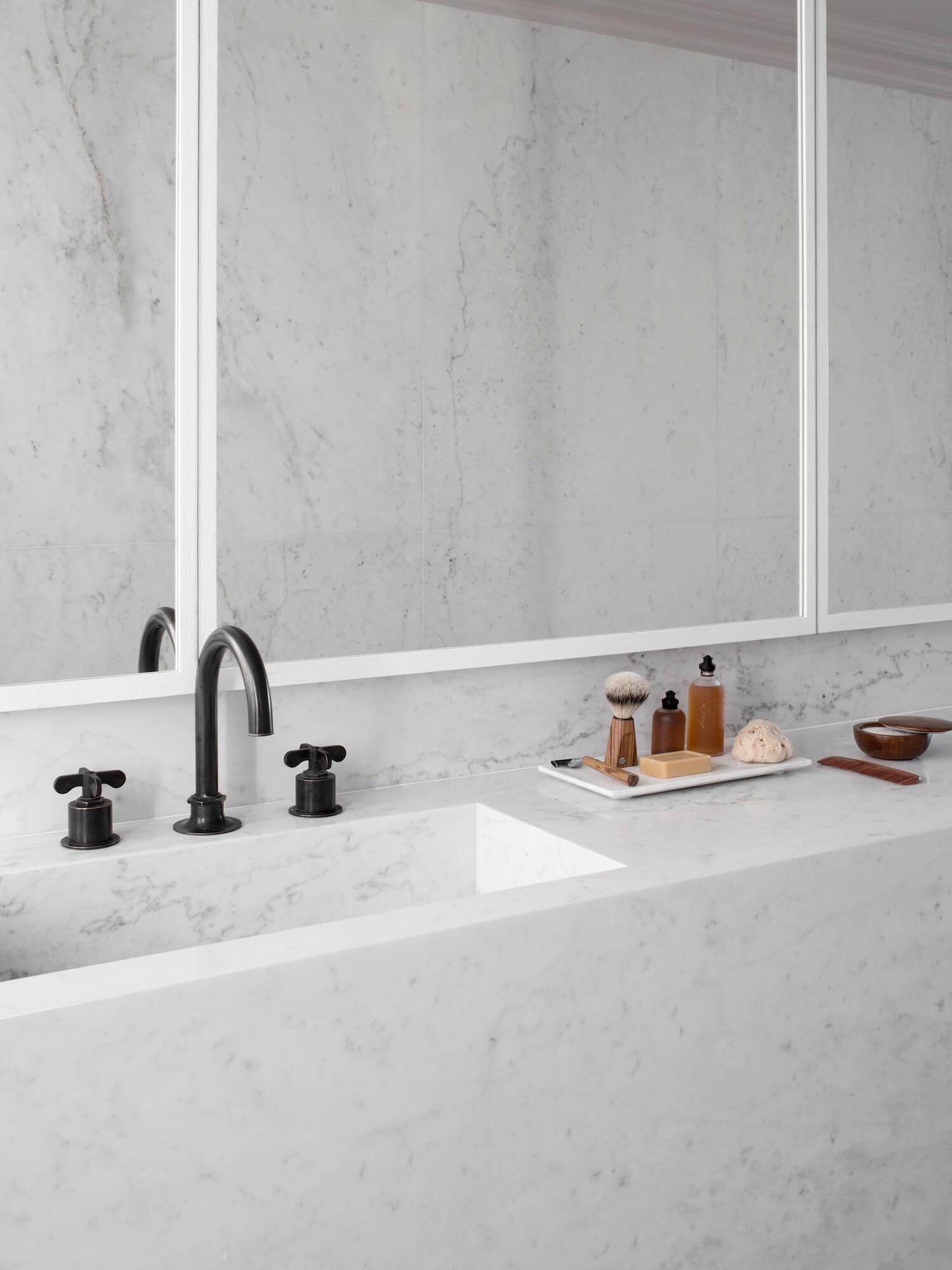 phong cách tối giản elledecoration vietnam-paris-apartment-guillaume-alan10