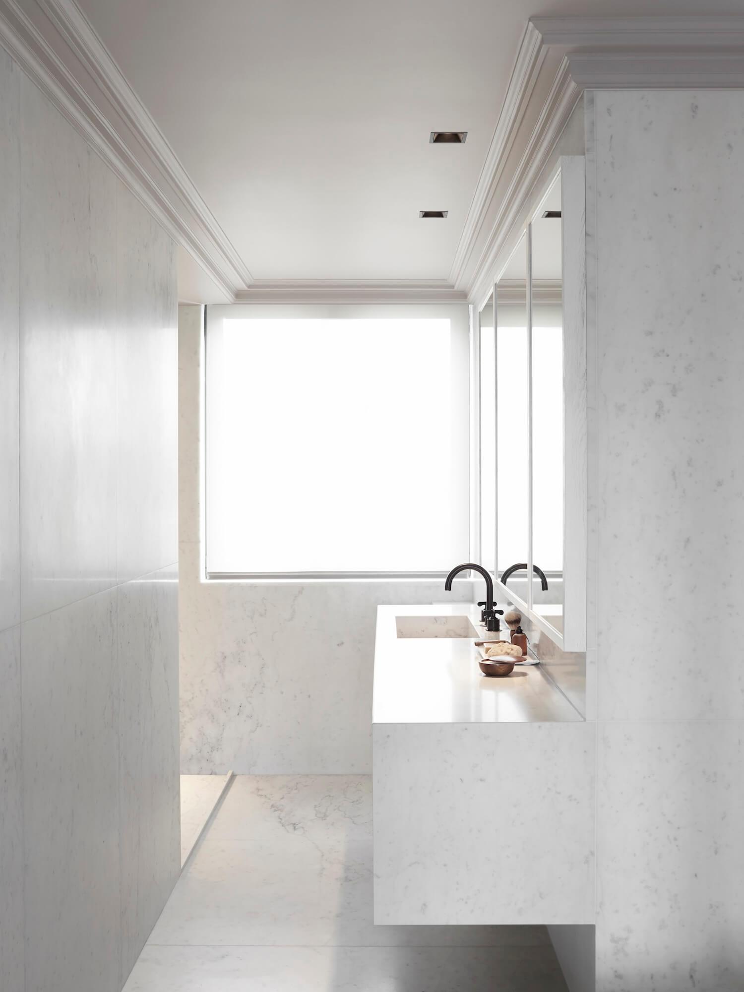phong cách tối giản elledecoration vietnam-paris-apartment-guillaume-alan11