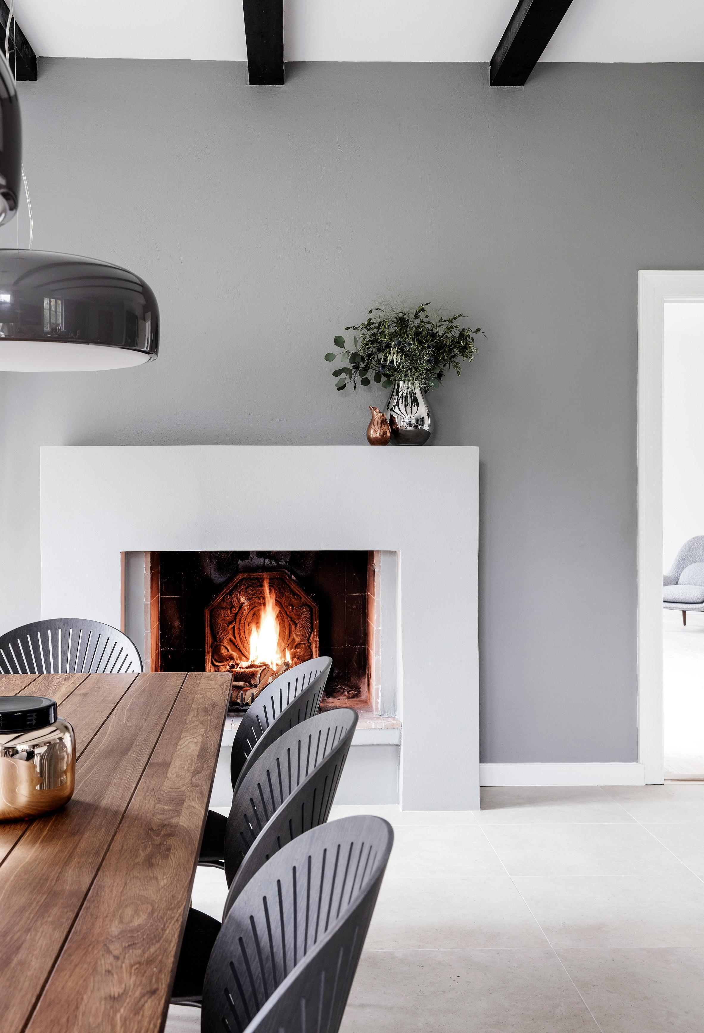 elledecoration vn nhà màu trung tính kaja-moller-home-fredericia-interiors-residential-copenhagen