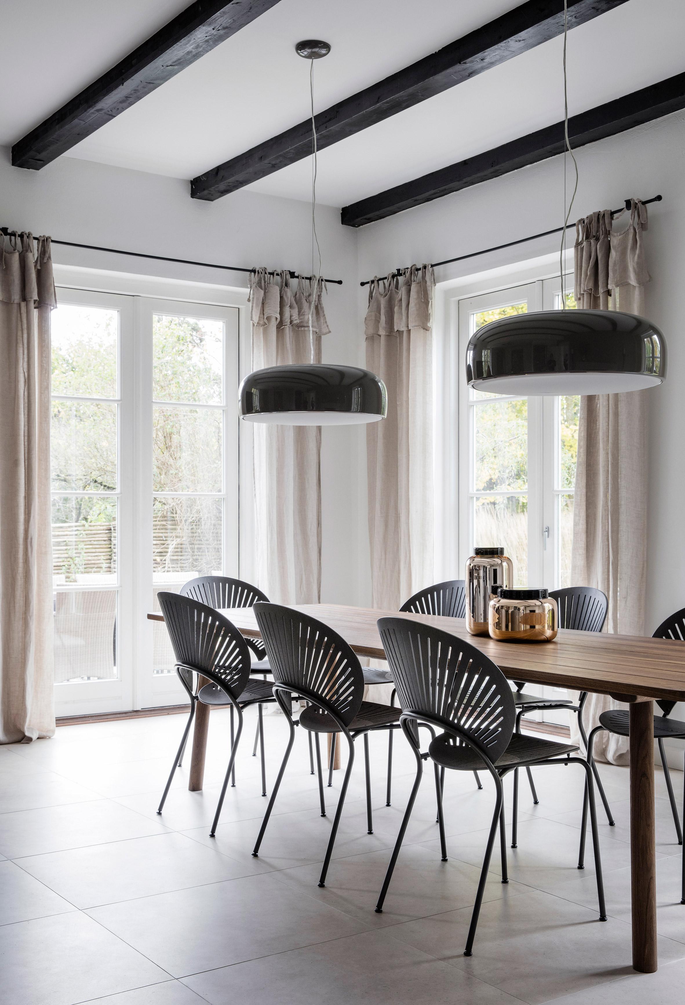 elledecoration vn nhà màu trung tính kaja-moller-home-fredericia-interiors-residential-copenhagen 2