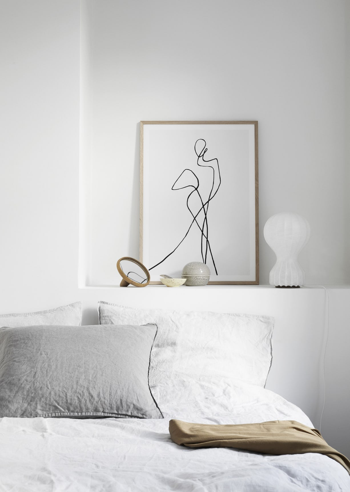 phong cách nội thất minimal elledecorationvn