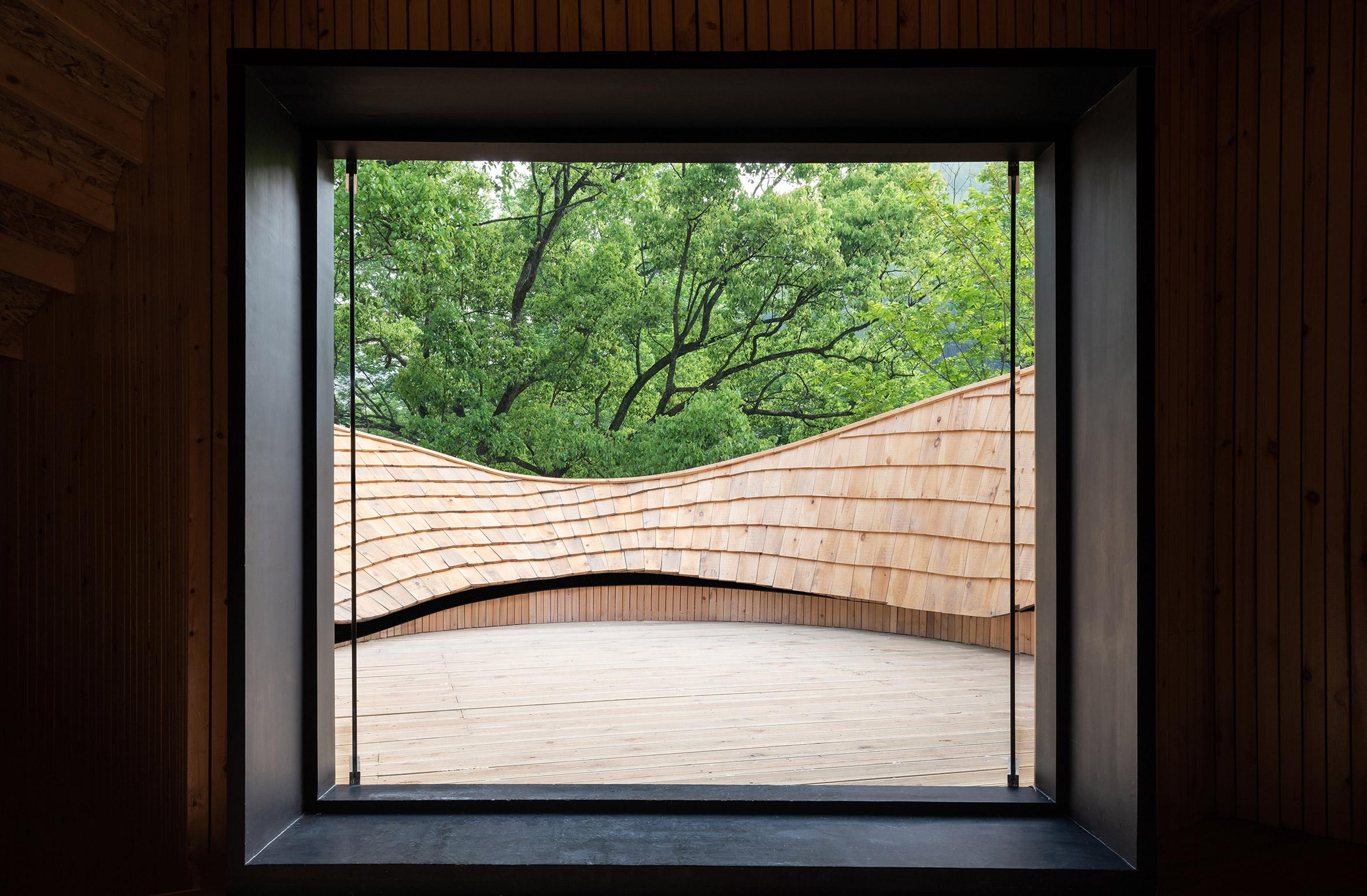 nơi nghỉ dưỡng treewow-treehouse-monoarchi-architecture-xband-club-zhongcun-5