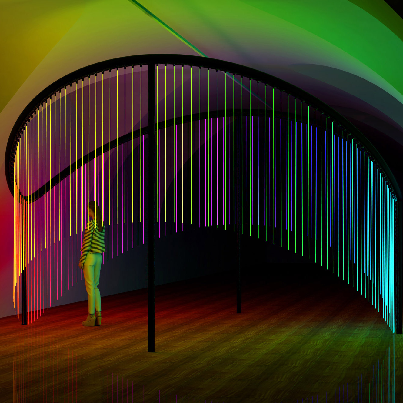 triển lãm London Design Biennale 7