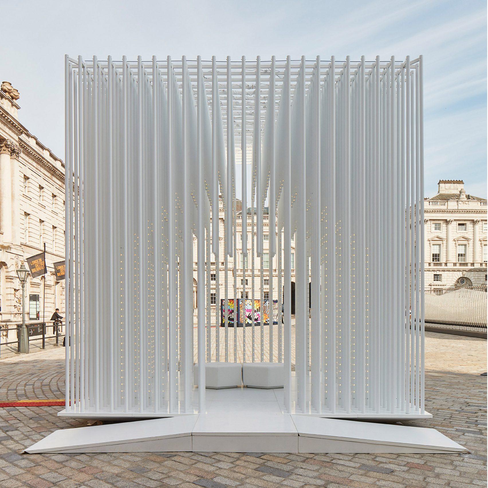 triển lãm London Design Biennale 6