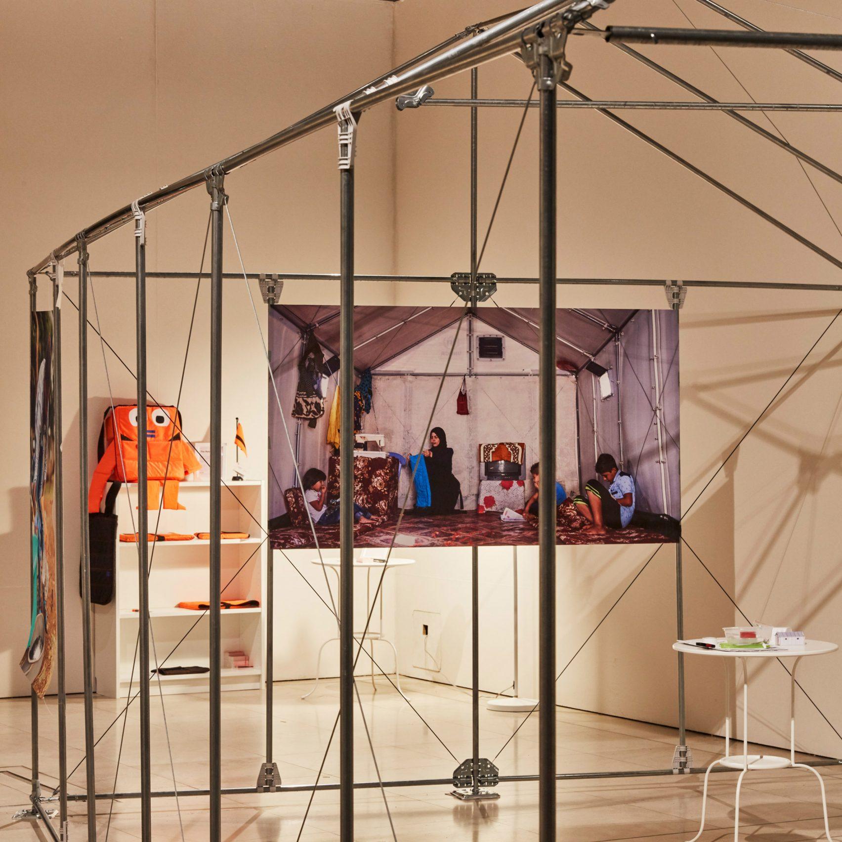 triển lãm London Design Biennale 3